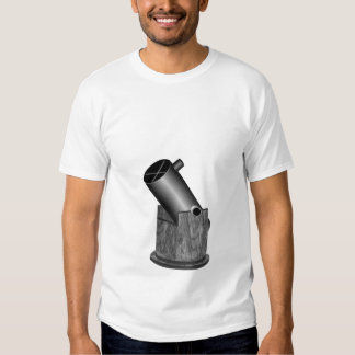 Dobsonian Telescope Tee Shirts