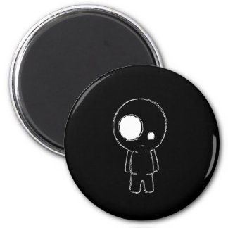 Doby 2 Inch Round Magnet