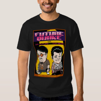 Doc and Tom Cartoon Dark Shirt