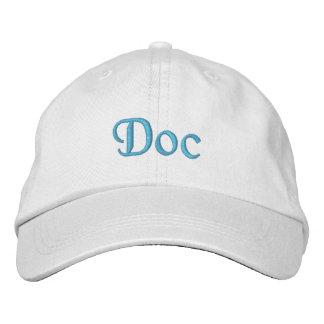 Doc. Gorras Bordadas
