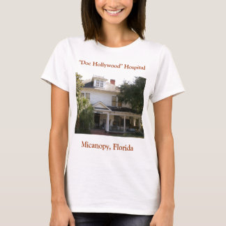 """Doc Hollywood"" Hospital location T-Shirt"