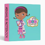Doc McStuffins | All Part of my Job Binder
