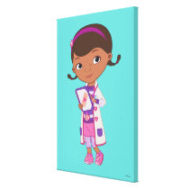 Doc McStuffins | All Part of my Job Canvas Print