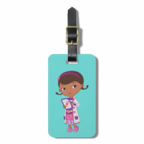 Doc McStuffins | All Part of my Job Luggage Tag