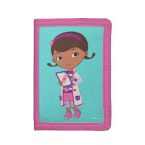 Doc McStuffins | All Part of my Job Trifold Wallets