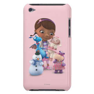 Doc McStuffins and Her Animal Friends Barely There iPod Cover