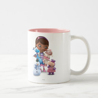 Doc McStuffins and Her Animal Friends Coffee Mug