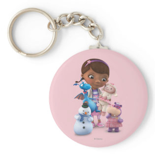 Doc McStuffins and Her Animal Friends Key Chains