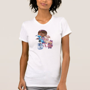 Doc McStuffins and Her Animal Friends Tee Shirt