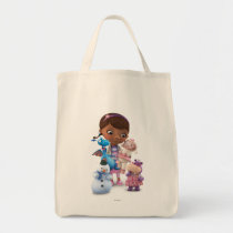 Doc McStuffins and Her Animal Friends Tote Bag