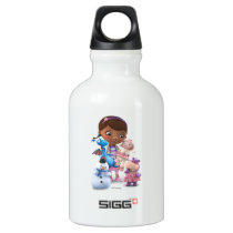 Doc McStuffins and Her Animal Friends Water Bottle
