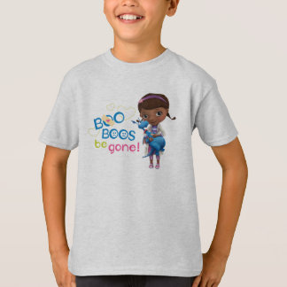 Doc McStuffins and Stuffy - Boo Boos Be Gone T-Shirt