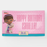 Doc Mcstuffins Birthday Banner at Zazzle