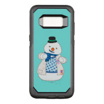 Doc McStuffins | Chilly OtterBox Commuter Samsung Galaxy S8 Case