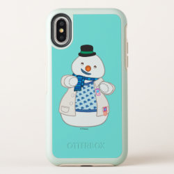 OtterBox Apple iPhone X Symmetry Case with Cartoon Miles Callisto Running design