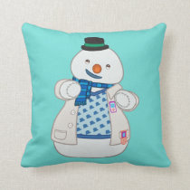 Doc McStuffins | Chilly Throw Pillow