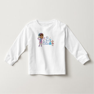 Doc McStuffins | Doc McStuffins Playing In Snow Toddler T-shirt