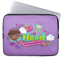 Doc McStuffins | Head of Hospital Computer Sleeve