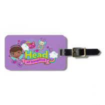 Doc McStuffins | Head of Hospital Luggage Tag