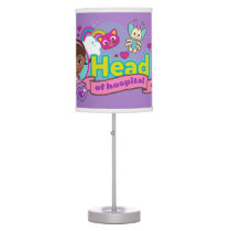 Doc McStuffins | Head of Hospital Table Lamp
