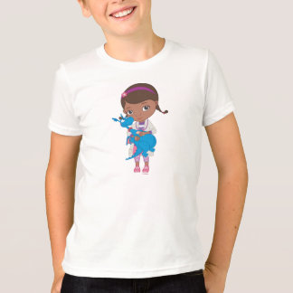 Doc McStuffins Holding  Stuffy T-Shirt