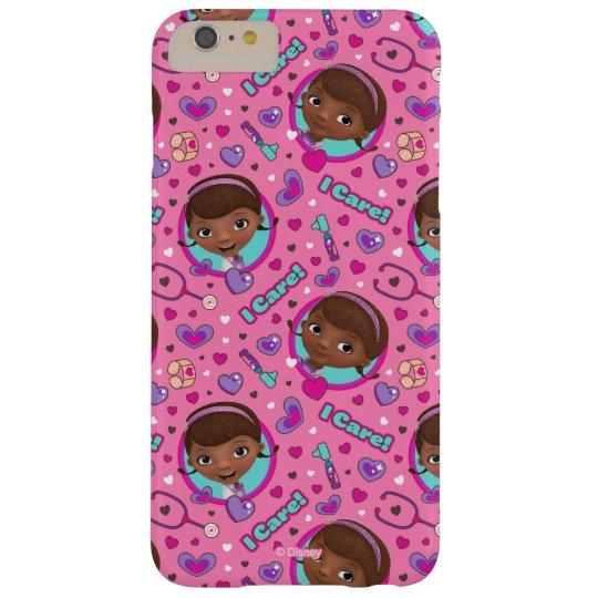 low priced 4a2a5 54c75 Doc McStuffins | I Care Pink Pattern Case-Mate iPhone Case