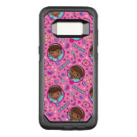 Doc McStuffins | I Care Pink Pattern OtterBox Commuter Samsung Galaxy S8 Case