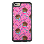 Doc McStuffins | I Care Pink Pattern OtterBox iPhone 6/6s Plus Case