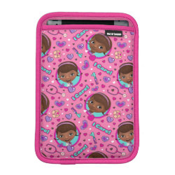iPad Mini Sleeve with Cute Cartoon Disgust from Inside Out design