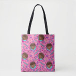 Doc McStuffins | I Care Pink Pattern Tote Bag