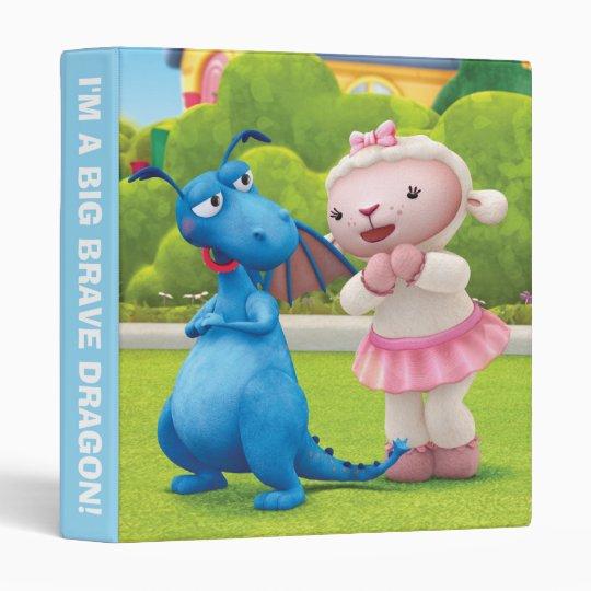 Doc McStuffins - Lambie and Stuffy Binder