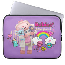 Doc McStuffins | Lambie - Babies Best Friend Laptop Sleeve