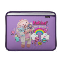 Doc McStuffins | Lambie - Babies Best Friend MacBook Air Sleeve