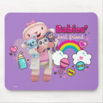 Doc McStuffins | Lambie - Babies Best Friend Mouse Pad