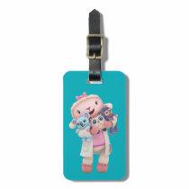 Doc McStuffins | Lambie - Hugs Given Here Bag Tag