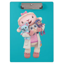 Doc McStuffins | Lambie - Hugs Given Here Clipboard