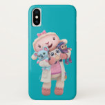 Doc McStuffins | Lambie - Hugs Given Here iPhone X Case
