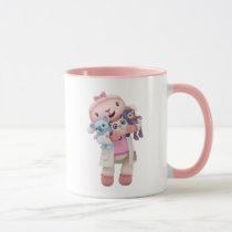 Doc McStuffins | Lambie - Hugs Given Here Mug