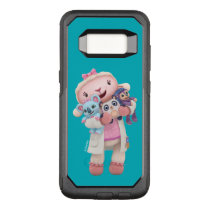 Doc McStuffins | Lambie - Hugs Given Here OtterBox Commuter Samsung Galaxy S8 Case