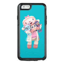 Doc McStuffins | Lambie - Hugs Given Here OtterBox iPhone 6/6s Case