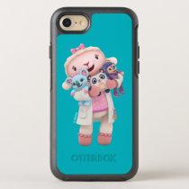 Doc McStuffins | Lambie - Hugs Given Here OtterBox Symmetry iPhone 7 Case