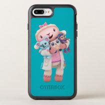 Doc McStuffins | Lambie - Hugs Given Here OtterBox Symmetry iPhone 7 Plus Case