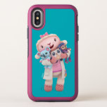 Doc McStuffins | Lambie - Hugs Given Here OtterBox Symmetry iPhone X Case