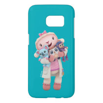 Doc McStuffins | Lambie - Hugs Given Here Samsung Galaxy S7 Case