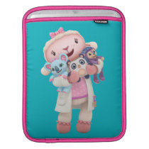 Doc McStuffins | Lambie - Hugs Given Here Sleeve For iPads