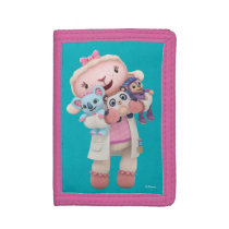 Doc McStuffins | Lambie - Hugs Given Here Trifold Wallet