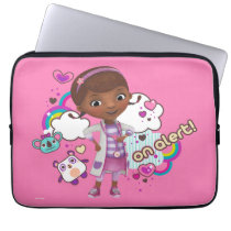 Doc McStuffins | On Alert Laptop Sleeve
