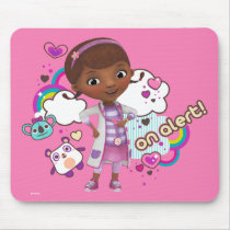 Doc McStuffins | On Alert Mouse Pad
