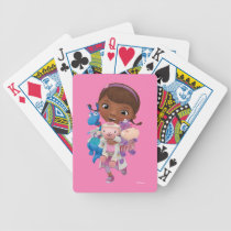 Doc McStuffins | Sharing the Care Bicycle Playing Cards