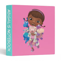 Doc McStuffins | Sharing the Care Binder